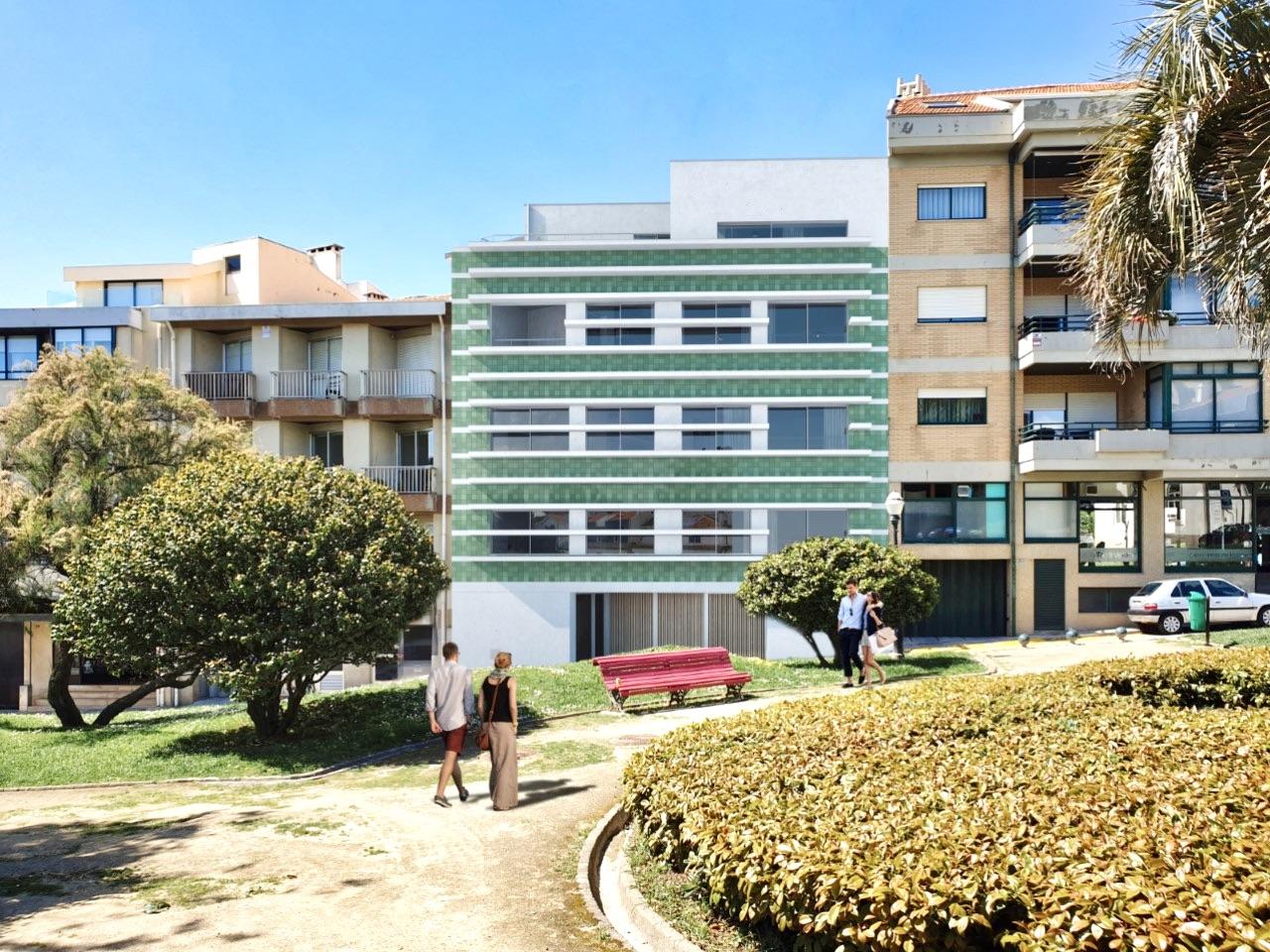Apartamento T4+1 duplex Luxo | Camellia's Garden | Foz, Porto